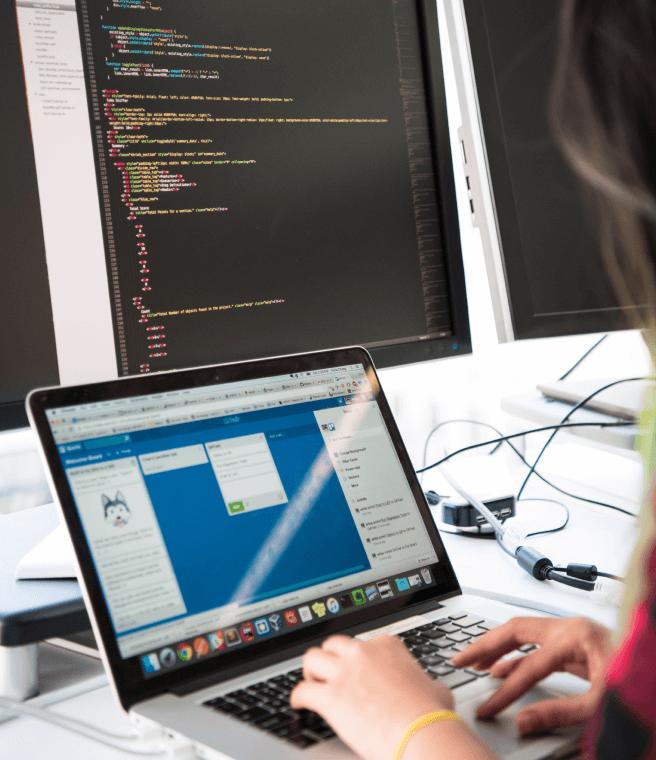 dev of custom fintech software